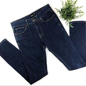 ASOS High Rise Skinny Jeans